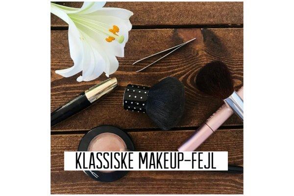 Guide: 4 klassiske makeup-fejl