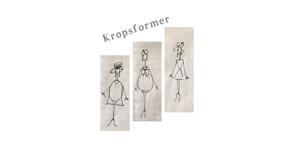 Kropsformer - Den pæreformede kropstype (2/3)