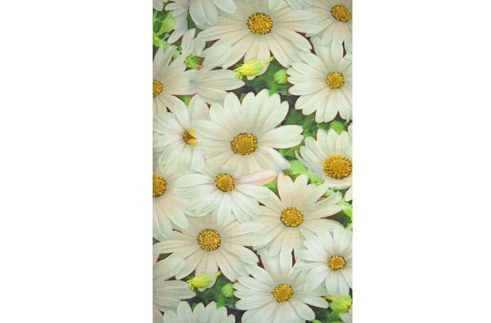 Sommerkjole med blomster